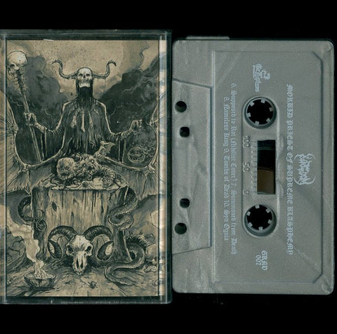 "Kingdom ""Morbid Priest of Supreme Blasphemy"" Demo"