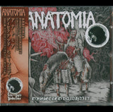 "Anatomia ""Dissected Humanity"" CD"