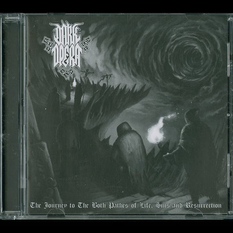 "Dark Opera ""The Journey To The Both Paths Of Life, Sins And Resurrection"" CD"