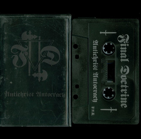 "Final Doctrine ""Antichrist Autocracy"" Demo"