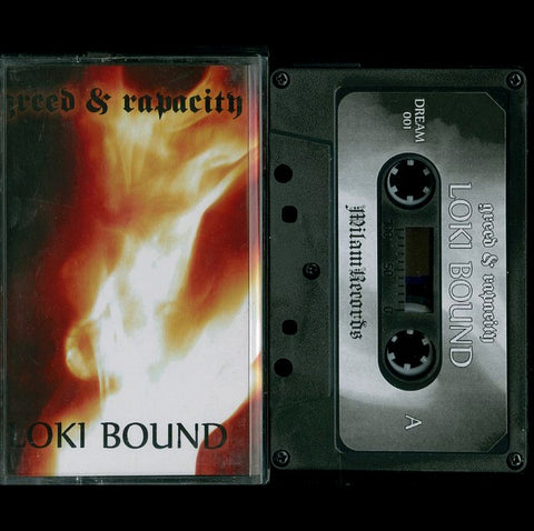 "Greed & Rapacity ""Loki Bound"" Demo"