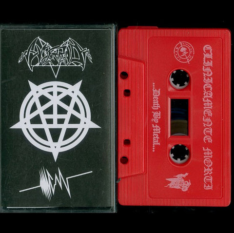 "Horrid / Clinicamente ""Death by Metal"" MC"