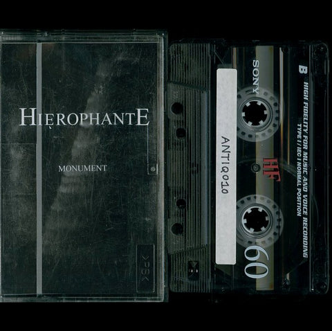 "Hierophante ""Monument"" MC"