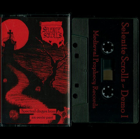 "SELENITE SCROLLS ""Spectral Dirges From an Eerie Past"" Demo"