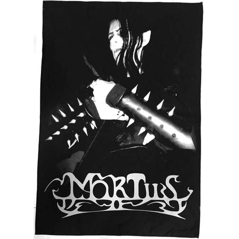 "Mortiis ""Portrait"" Flag Poster"