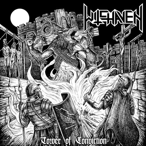 "Witchaven ""Tower of Conviction"" 7"""