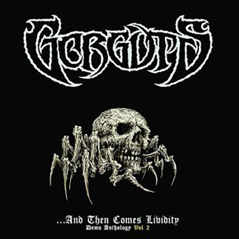 "Gorguts ""And Then Comes Lividity / Demo Anthology Vol. 2"" LP"