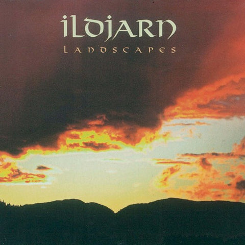 "Ildjarn ""Landscapes"" Digibook Double CD"