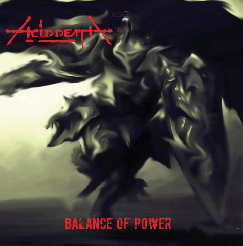 "Acid Death ""Balance of Power"" LP"