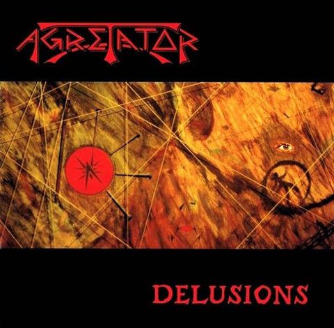 "Agretator ""Delusions"" LP"