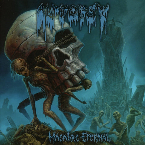 "Autopsy ""Macabre Eternal"" Double LP"