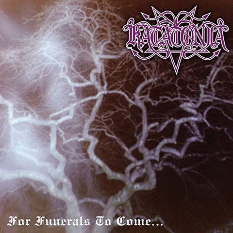 "Katatonia ""For Funerals to Come"" LP"