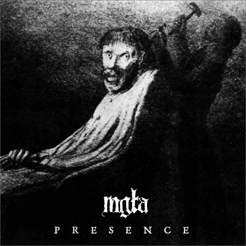 "Mgla ""Presence / Power and Will"" CD"