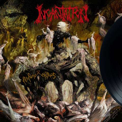 "Incantation ""Profane Nexus"" LP"
