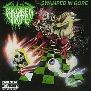 "Broken Hope ""Swamped in Gore"" LP"