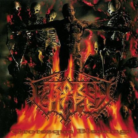 "Broken Hope ""Grotesque Blessings"" LP"