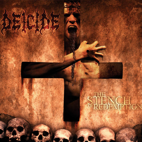 "Deicide ""The Stench of Redemption"" LP"