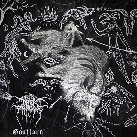"Darkthrone ""Goatlord"" LP"