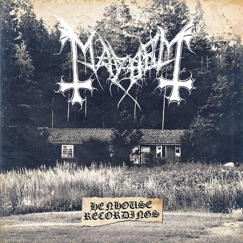 "Mayhem ""Henhouse Recordings"" LP"
