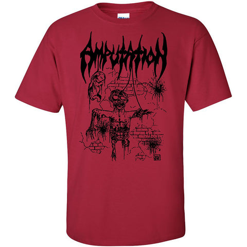 "Amputation ""Slaughtered in the Arms of God"" TS"