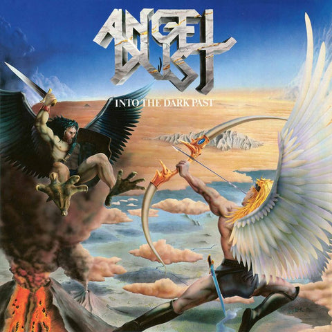 "Angel Dust ""Into the Dark Past"" LP"