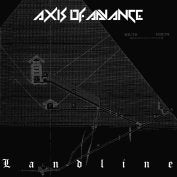 "Axis of Advance ""Landline"" Clear LP"