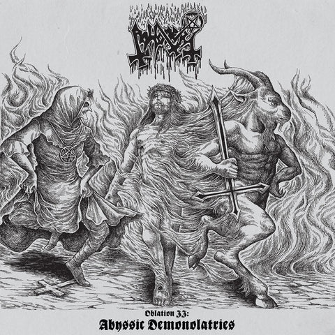 "Abhorer ""Oblation II: Abyssic Demonolatries"" LP"