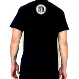 "NWN ""Animal Liberation / Human Extermination"" Black TS"