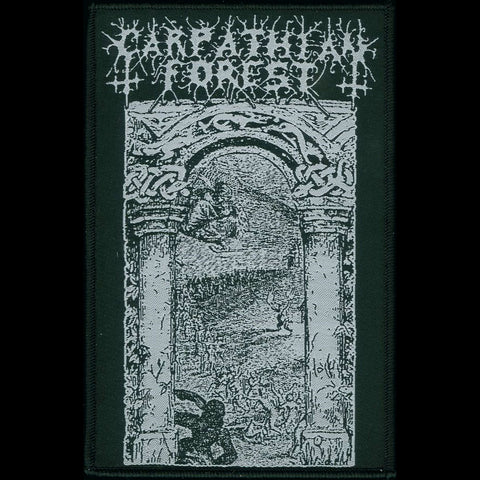 "Carpathian Forest ""Journey Through the Cold Moors of Svarttjern"" Patch"