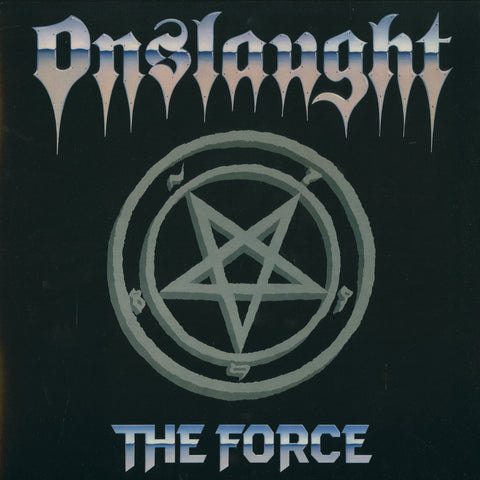 "Onslaught ""The Force"" LP"