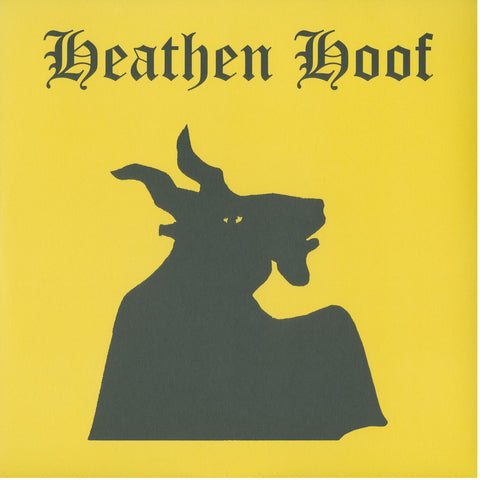 "Heathen Hoof ""The Occult Sessions"" Die Hard MLP"