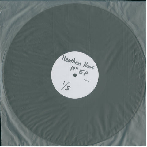 "Heathen Hoof ""The Occult Sessions"" Test Press MLP"