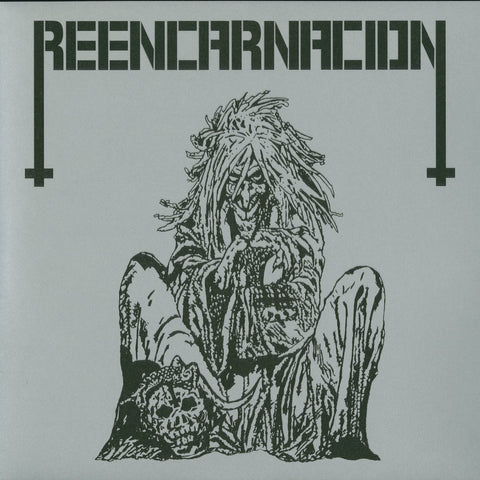 "Reencarnacion ""888 Metal"" Die Hard Double Picture LP (First Press)"