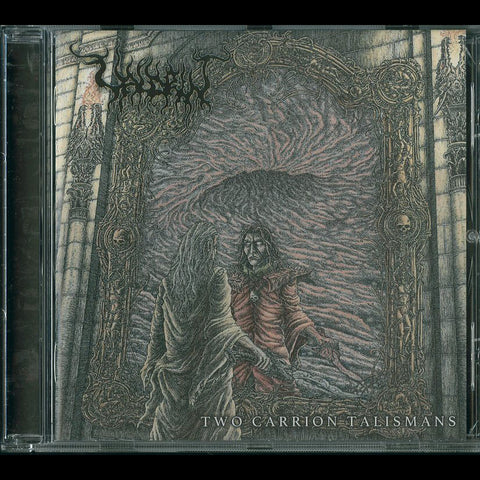 "Valdrin ""Two Carrion Talismans"" CD"