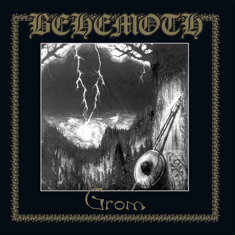 "Behemoth ""Grom"" LP"