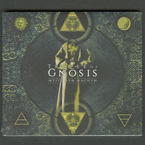 "Temple Of Gnosis ""Mysterivm Magnvm"" Digipak CD"