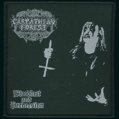 "Carpathian Forest ""Bloodlust and Perversion"" Patch"