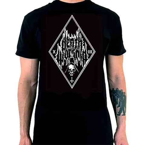 "Death Worship ""Diamond Logo"" TS"