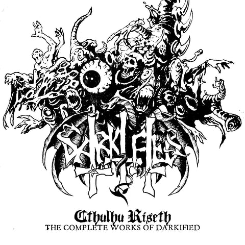 "Darkified ""Cthulhu Riseth - The Complete Works of Darkified"" LP"