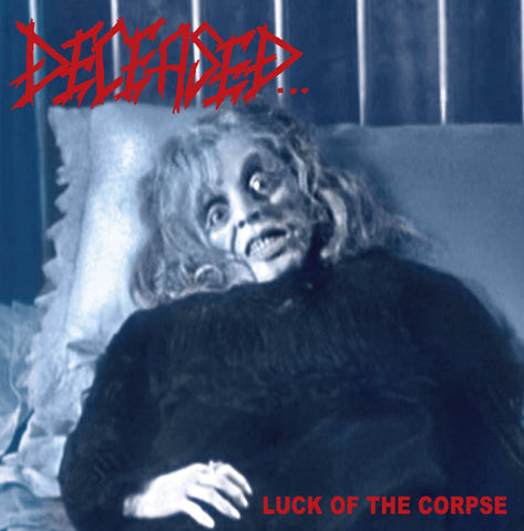 "Deceased ""Luck of the Corpse"" LP"