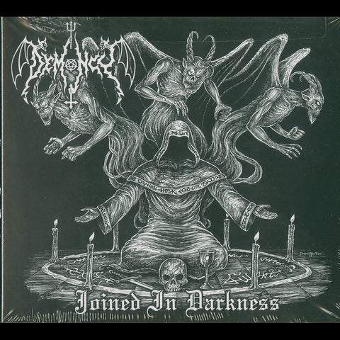 "Demoncy ""Joined in Darkness"" Digipak CD"