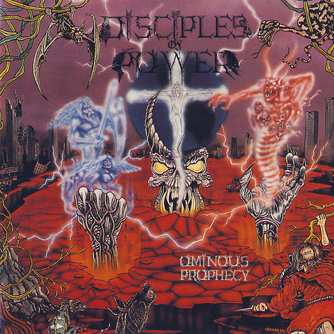 "Disciples of Power ""Ominous Prophecy"" LP"