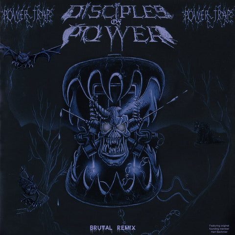 "Disciples of Power ""Power Trap"" LP"