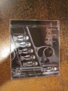 "Dr. Death ""Somewhere in Nowhere"" CD"