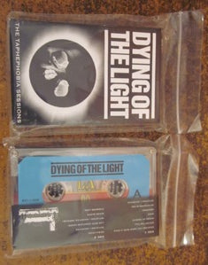 "Dying of the Light ""The Taphephobia Sessions"" Demo"
