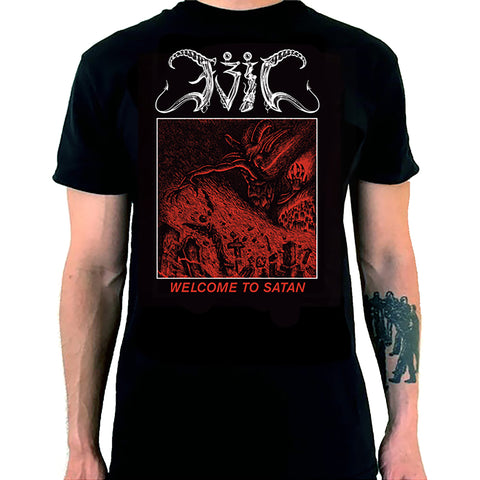 "Evil ""Welcome to Satan"" TS"