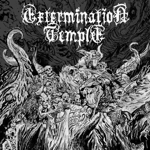 "Extermination Temple ""Lifeless Forms"" 7"""