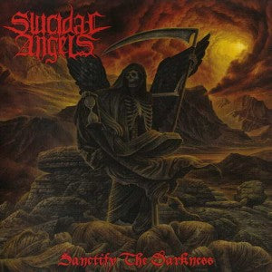 "Suicidal Angels ""Sanctify The Darkness"" LP"