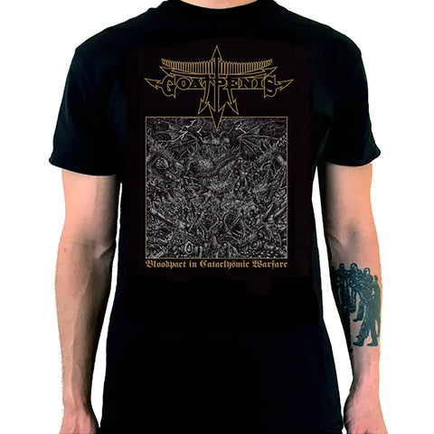 "Goatpenis ""Bloodpact in Cataclysmic Warfare"" TS"