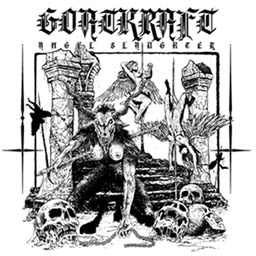 "Goatkraft ""Angel Slaughter"" CD"